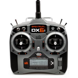 Spektrum DX6i SPMR6630 2,4GHz DSMX/DSM2 (utan mottagare)