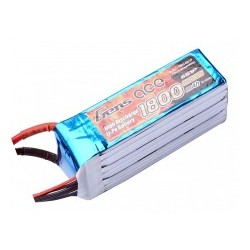 Gens ace 1800mAh 22.2V 45C 6S1P Lipo Battery Pack for Goblin 380