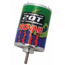 Novak Motor Borstad Terra Claw Basher Crawler 20T
