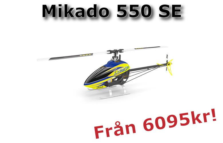 Mikado 550 SE