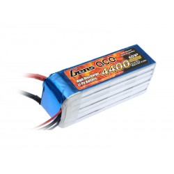 Gens ace 4400mAh 25.9V 65C 7S1P Lipo Battery Pack