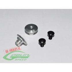 Aluminum Canopy Locking - Goblin Speed [H0378-S]