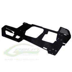 Carbon Fiber Main Frame (1pc) - Goblin 570 [H0290-S]