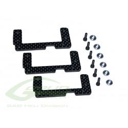 Carbon Fiber Servo Mount - Goblin 570 [H0308-S]
