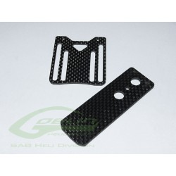 Carbon Fiber Electronics Support - Goblin 570 [H0309-S]