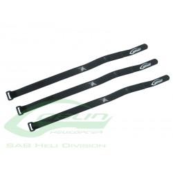 attery Velcro Strap 430mm L 20mm W(3pcs) - Goblin 500/570 [HA023-S]