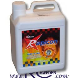 Rapicon 20H - bränsle för helikopter (4 liter)