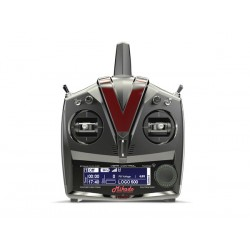 VBar Control Radio with RX-Satellite, black
