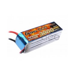 Gens ace 3800mAh 18.5V 25C 5S1P Lipo Battery Pack
