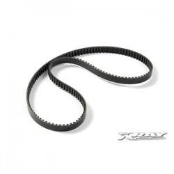 XRAY Drivebelt side 6x432mm RX8