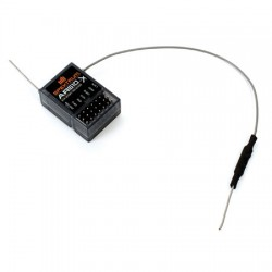 AR610 6-Channel DSMX Aircraft Receiver