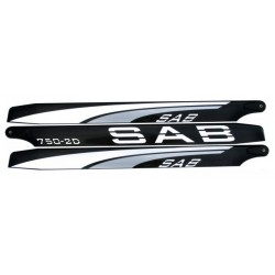 SAB Blackline 720 mm Triblades for G Speed [3BL720-1DS]