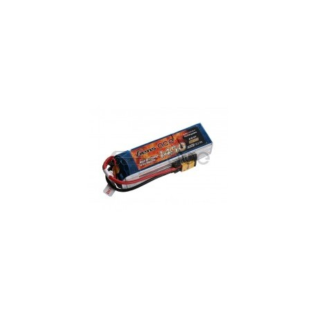 Gens Ace 1450mAh 22.2V 45C 6S1P Lipo Battery Pack