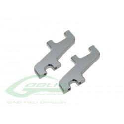 Aluminum Tail Servo Support - Goblin Urukay [H0436-S]