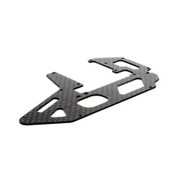 Carbon Fiber Main Frame: 180 CFX [BLH3413]