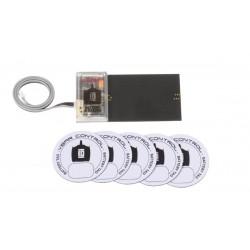 Battery ID Sensor, VBar Control
