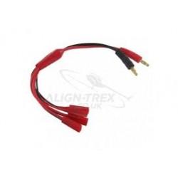 Quantum JST Parallel Charge Cable x4 Q-CL-0035