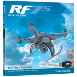 Real Flight G7.5 Wireless SLT Interface