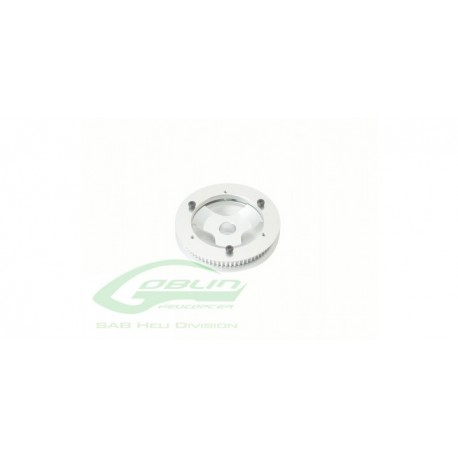 ALUMINUM FRONT TAIL PULLEY - GOBLIN 380 H0503-S