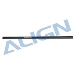 700 Carbon Fiber Tail Boom-Matte Black H70T005XXW