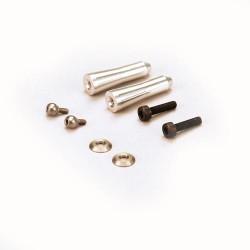 Metal Main Rotor Grip Post PV1519