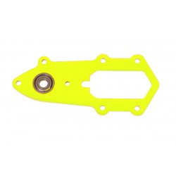Frame for tailrotor case neon yellow