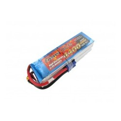 Gens ace 4400mAh 22.2V 45C 6S1P Lipo Battery Pack for Goblin 500