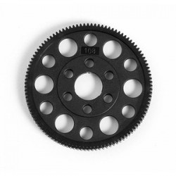 Offset Spur Gear 108t 64P