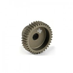 Pinion gear alu 36t 64P narrow