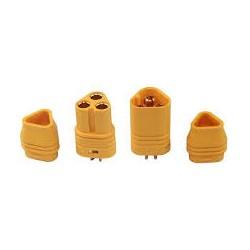 MT60 kontakt 3-polig (1 par)