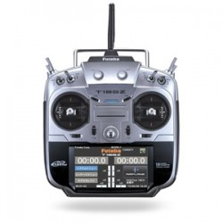 Futaba T18SZ Radio set with R7008SB receiver FASSTest