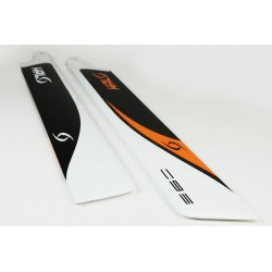 HALO CF main blades 360mm
