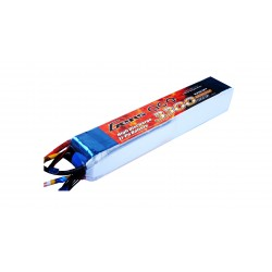 Gens ace 3300mAh 44.4V 45C 12S1P Lipo Battery Pack