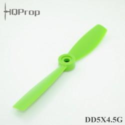 HQ 5X45 Bullnose 2st CCW Glasfiberförstärkt Grön