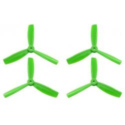 DAL 5x4.5 Triblade V2 BullNose Green
