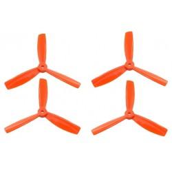 DAL 5x4.5 Triblade V2 BullNose Orange