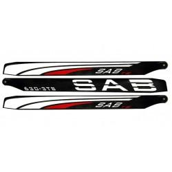 SAB MAIN BLADES 630 TB [3 BLADES]