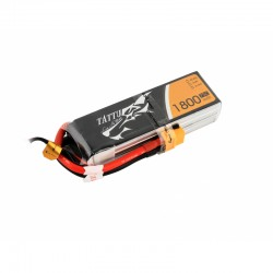 TATTU 1800mAh 11.1V 75C 3S1P Lipo Battery Pack