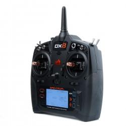 Spektrum DX8 G2 med mottagare AR8000