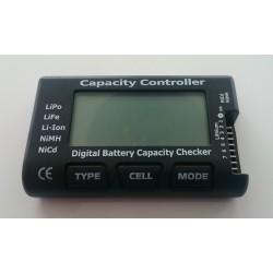 Cellmeter-7 batteritestare 1-7 S