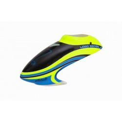 Canopy LOGO 550 SE V2 neon-yellow/blue