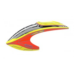 Canopy LOGO 480 neon-yellow/red