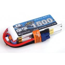 Dualsky 3S 11,1V 1500mAh EX 35C/5C