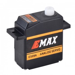 EMax ES09MD 14.8 g, 2.6 Kg Digital MG