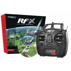 RealFlight RF-X Mjukvara / InterLink-X Radio
