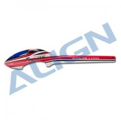 470L Speed Fuselage - Red HF4701