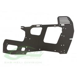 Carbon Fiber Main Frame - Goblin Thunder T
