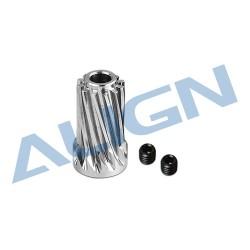 Motor Slant Thread Pinion Gear 12T (L27) H70G010XXW