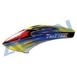 700L Painted Canopy HC7653 (T-rex 700L)