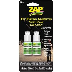 ZAP-A-GAP 6gram Cya Fly Fishing/väst